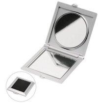 Espejo cuadrado doble