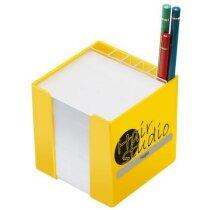 Porta tacos de escritorio 100x100x100 mm