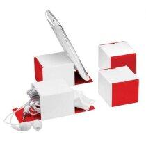 Soporte de móvil y tablet con auriculares personalizado