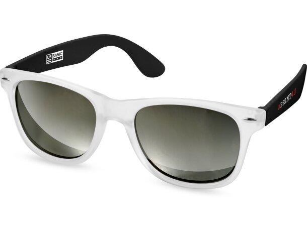 Gafas de sol de policarbonato uv 400 con logo