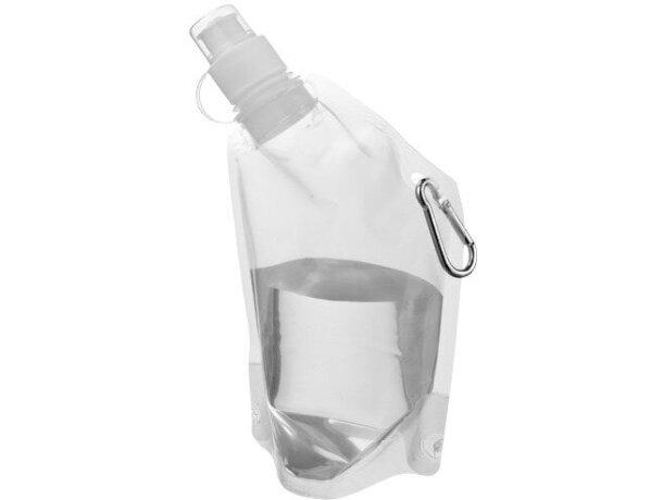 Mini bolsa laminada de agua personalizada transparente