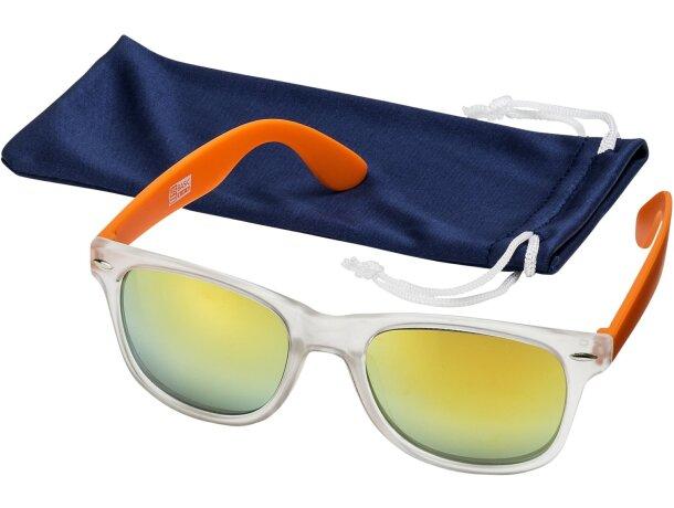 Gafas de sol de policarbonato uv 400 personalizado