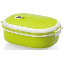 Tartera apta para microondas personalizada verde