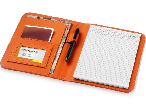 Portafolios tamaño A5 en colores de polipiel personalizada