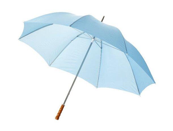 "Paraguas para jugar al golf 30"" personalizado azul"