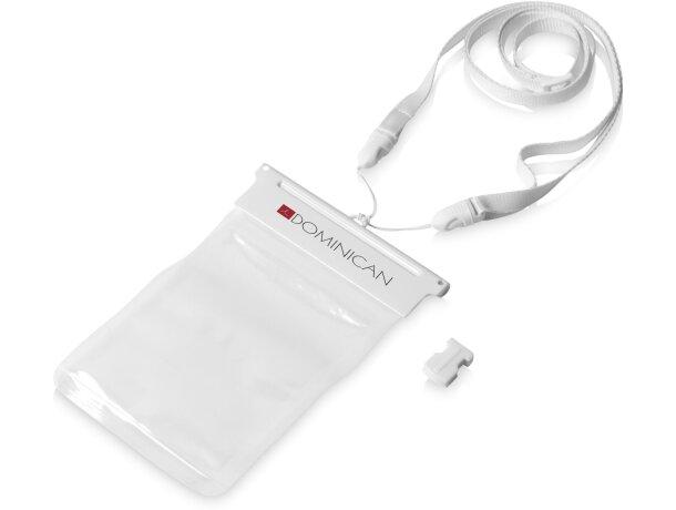 Bolsa impermeable para smartphone con colgador