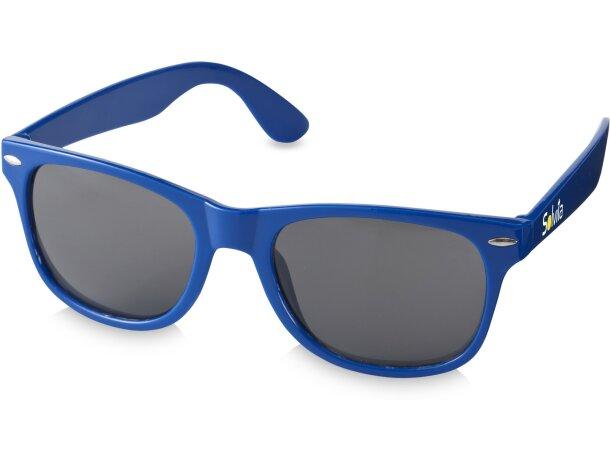 Gafas de sol estilo retro con logo