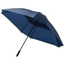 Paraguas de golf cuadrado de doble capa con logo