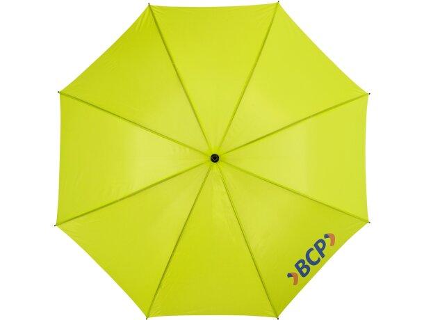 Paraguas de golf con varillas de metal personalizado