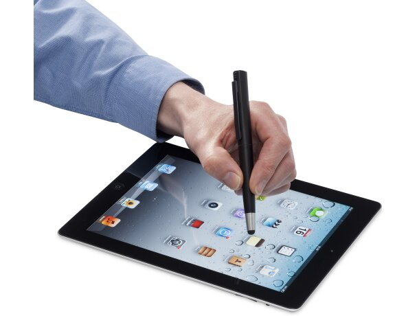 Bolígrafo con memoria usb y puntero multifunción