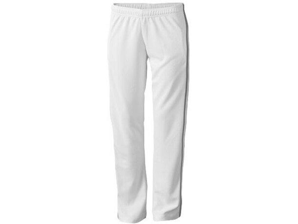 "Pantalones de deporte ""court "" de mujer blanco"