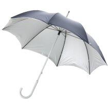 """Paraguas con estructura de aluminio de 23"""" economico"""