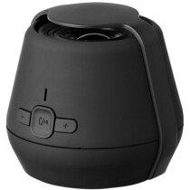 Altavoz bluetooth funcional de diseño exclusivo personalizado negro intenso