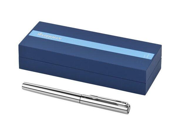 Roller de acero de diseño elegante personalizado plata