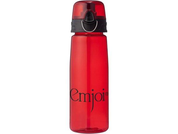Botella con tapa abatible 700 ml
