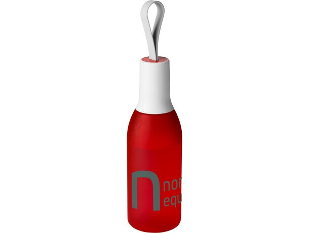 Bidón resistente de silicona 650 ml grabada