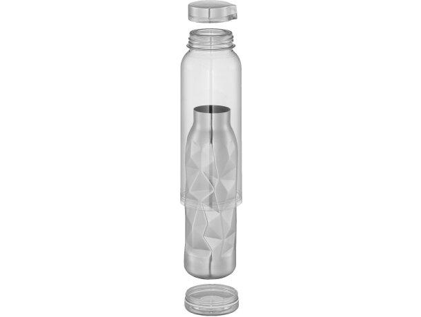 Botella geométrica de acero inoxidable barata