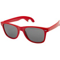 "Gafas de Sol con Abridor ""sun Ray"" roja personalizado"
