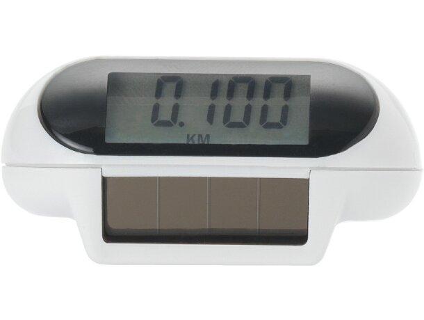 Podómetro de alimentación solar personalizado