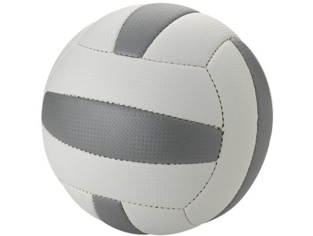 Balón de voley playa 18 paneles personalizado blanco