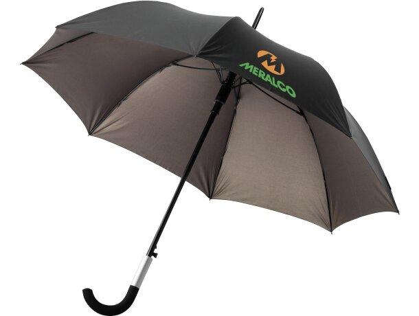 """Paraguas automático de 23"""" con logo"""