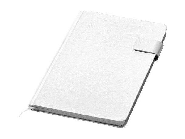 Cuaderno A5 con 80 hojas rayadas