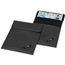 Protector de mini tableta con cierre magnético negro intenso