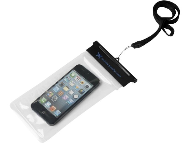 Bolsa impermeable para smartphone con colgador barata