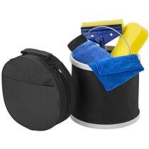 Kit de lavado de automovil personalizado negro intenso