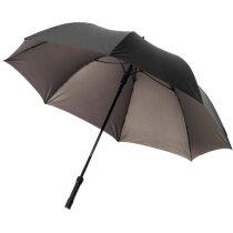Paraguas con luz led personalizado negro primario