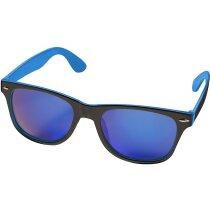 Gafas de sol ligeras personalizada negro intenso