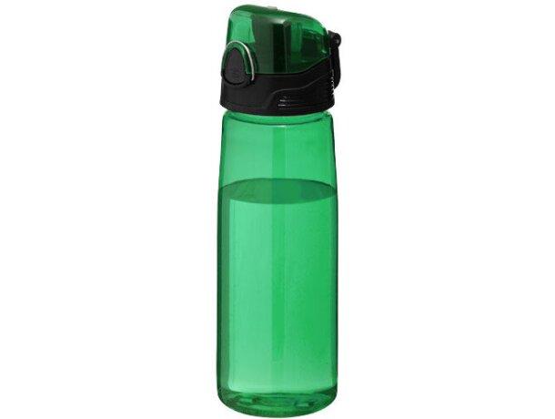 Botella con tapa abatible 700 ml personalizada