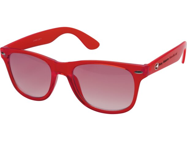 Gafas de sol con lentes de cristal