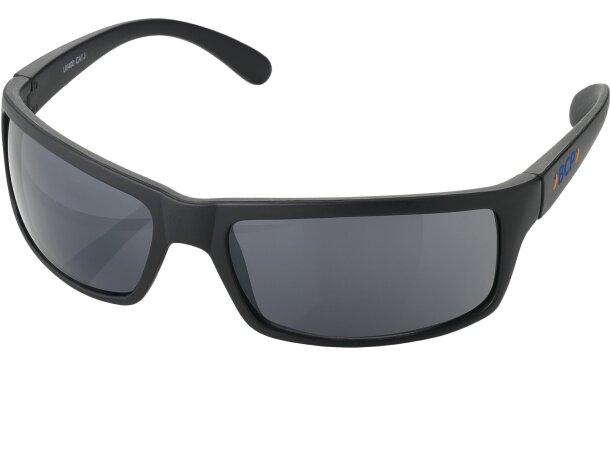 Gafas de sol con bolsa con logo