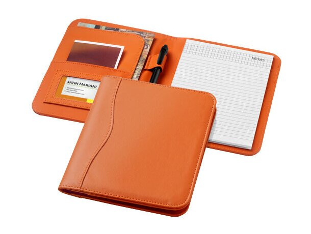 Portafolios tamaño A5 en colores de polipiel personalizado