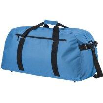 Bolsa de viaje extra grande personalizada azul