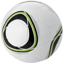 Balón de fútbol diseño exclusivo personalizado blanco