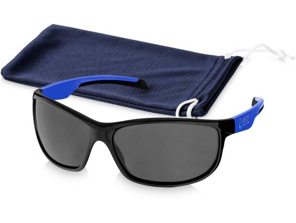Gafas de sol con patillas de colores personalizado