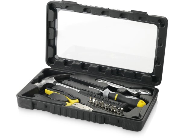 Set de herramientas de 15 piezas en acero personalizado