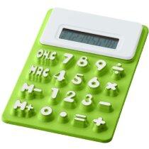 Calculadora flexible con números grandes