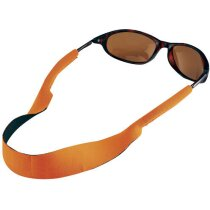 Correa para gafas de sol personalizada naranja