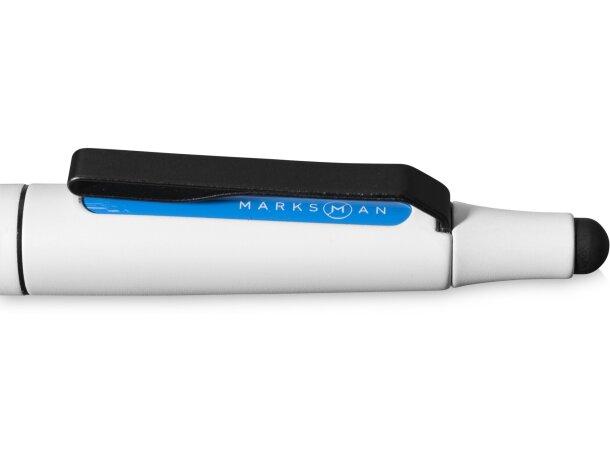 Bolígrafo puntero ligero en metal personalizado