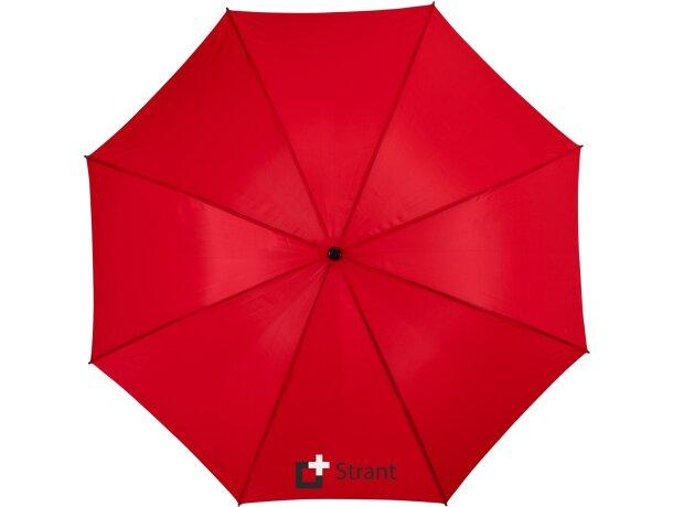 Paraguas de golf con varillas de metal merchandising