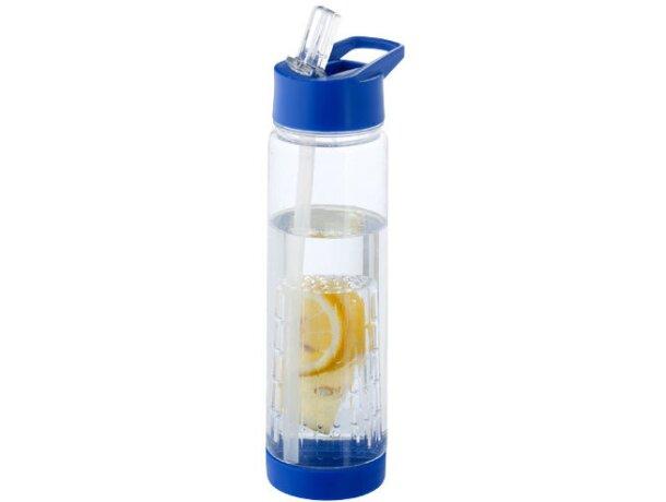 Botella con infusor de rosca para fruta 740 ml