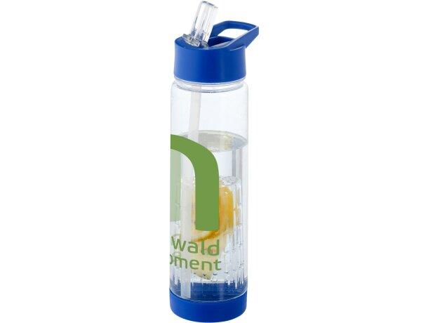 Botella con infusor de rosca para fruta 740 ml para empresas