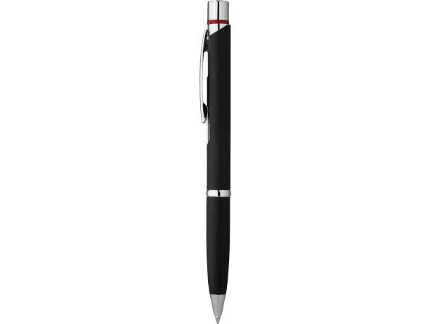 Bolígrafo elegante de metal grabado