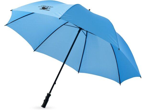 Paraguas de golf con varillas de metal economico