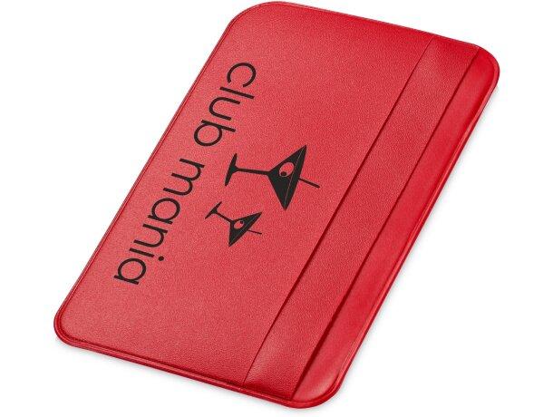 Portatarjetas ID en polipiel