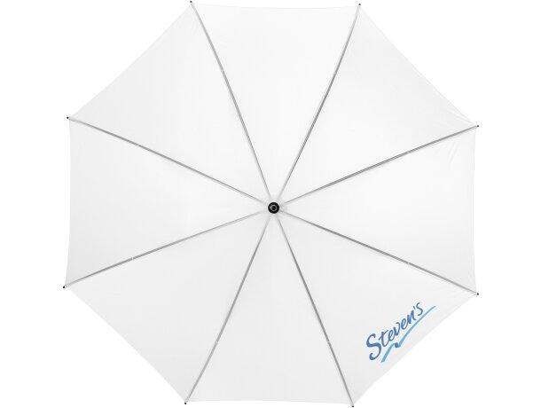 Paraguas de golf con varillas de metal barato
