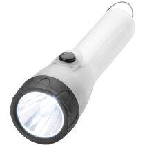 Linterna de plástico con luz led 2 modos